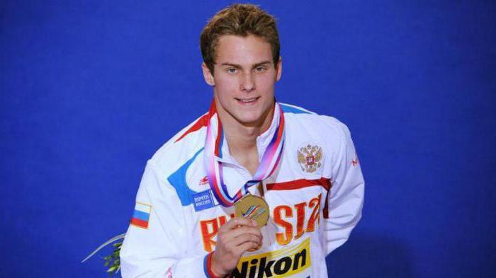 Владимир Морозов пливач