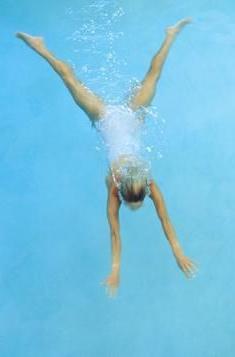 modrčki za plavanje