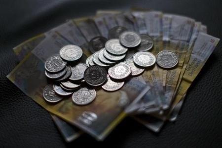 валута в Швейцария