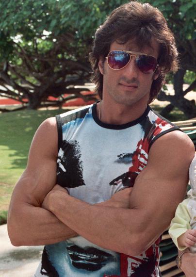 i ruoli di Silvestre Stallone
