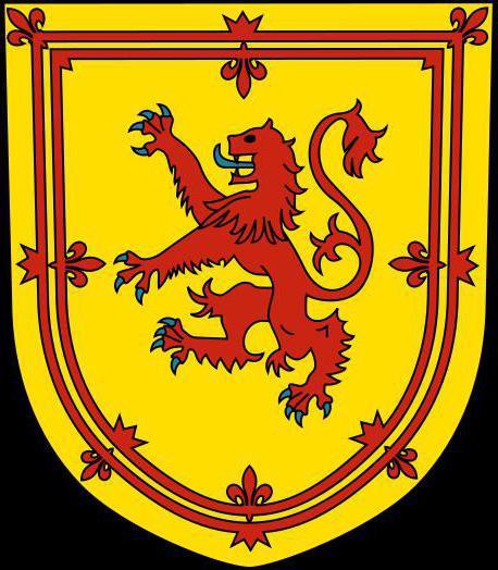 simbol Škotske