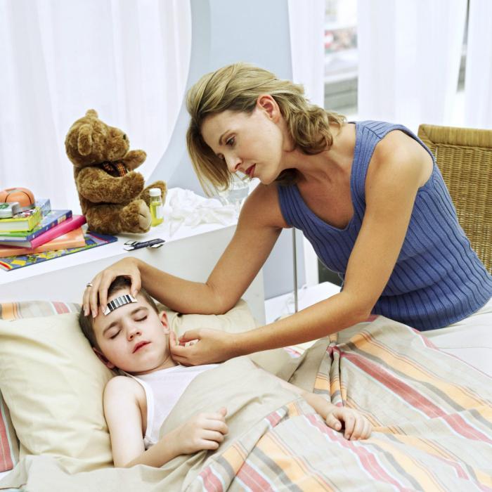 cistite emorragica nei bambini