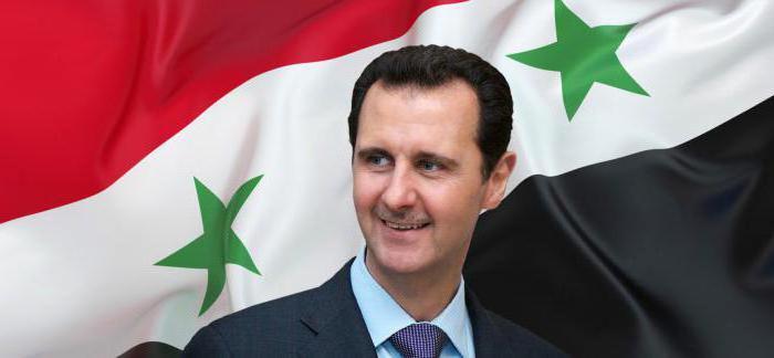 Presidente siriano