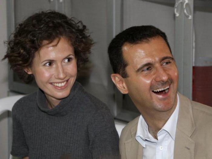 Quanti anni ha il presidente siriano