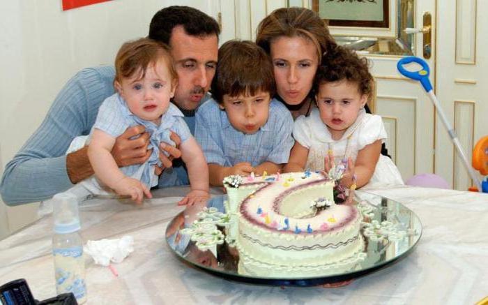 La moglie del presidente siriano