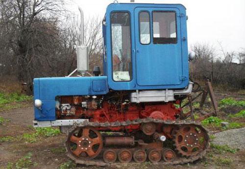 traktor t 70 popravilo