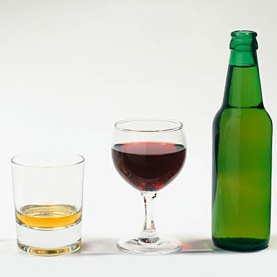 całkowite usunięcie alkoholu z organizmu