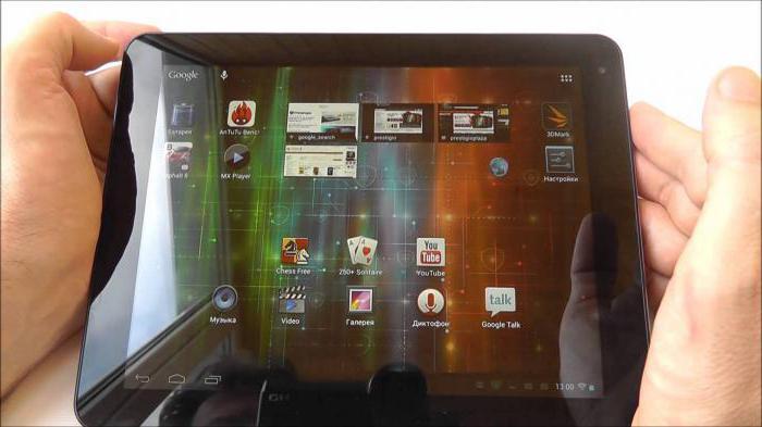 prestigio multipad 4 tablet