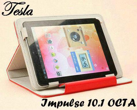 configurazione del tablet tesla