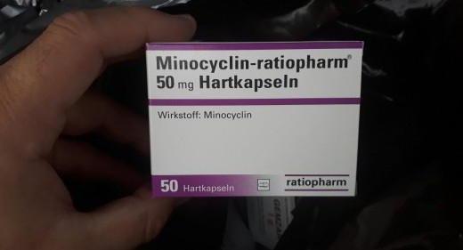 minocyklin pro použití