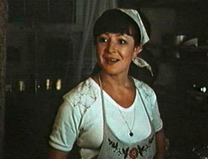глумица Тамара Дегтиарева биографија