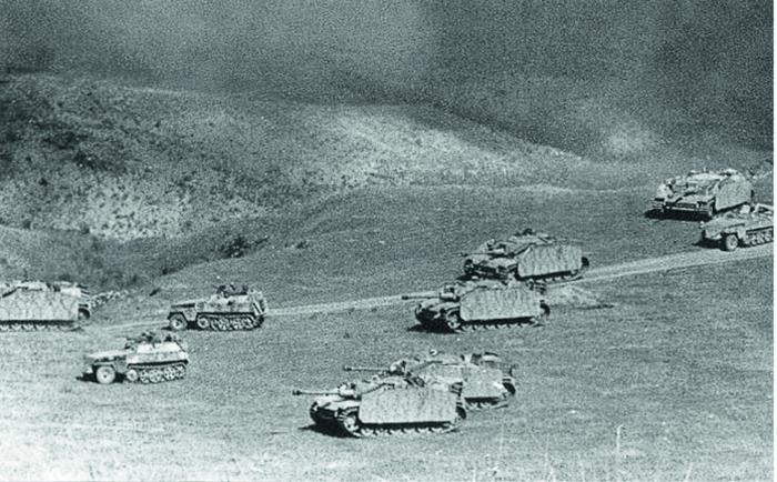 Wielka bitwa pancerna wojny pod prochorowką