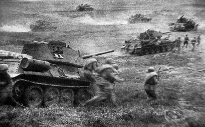 bitwa pod streszczeniem prokhorovka