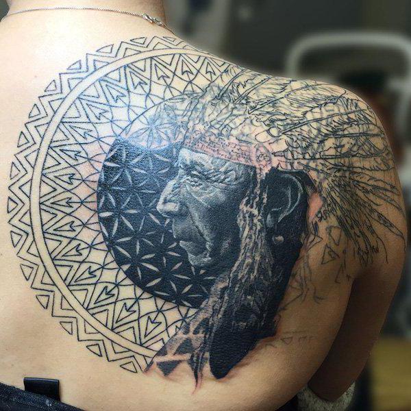 Tatuaż Indianie Znaczenie I Interpretacja