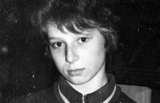 Татјана Тарасова у детињству
