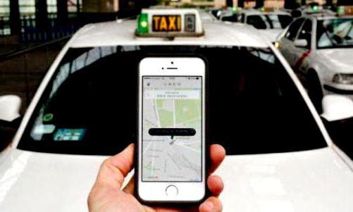 Recenzje Uber