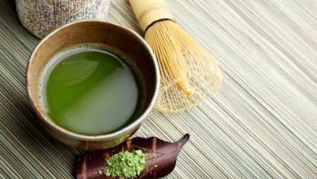 Cerimonia del tè in Giappone breve