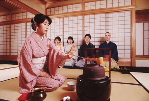 Tradizioni della cerimonia del tè in Giappone