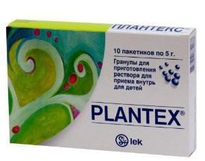 plantex čaj za novorojenčke