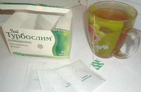 Čaj turboslim čistit, kolik dní pít
