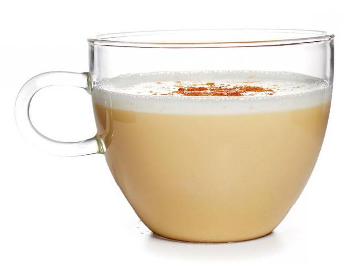 Černé výhody mléčného čaje