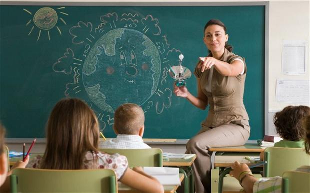 professione d'insegnante