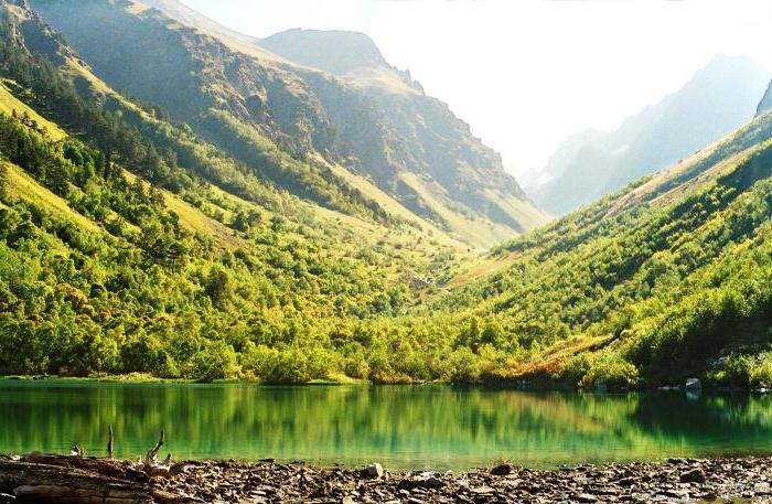 Repubblica di Teberda Karachay-Cherkess