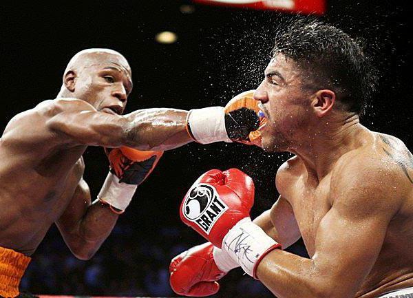 комбинации за боксов удар