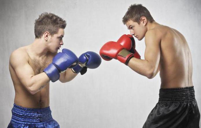 Ударац у боксу