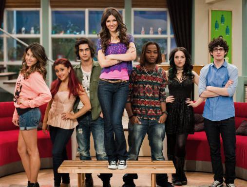 spettacoli televisivi per adolescenti su scuola e amore