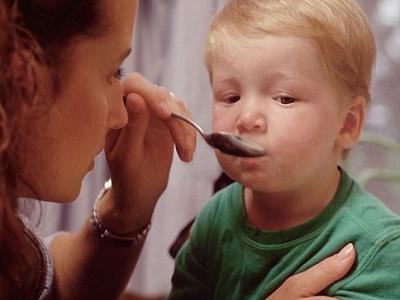 pillole per la temperatura per i bambini