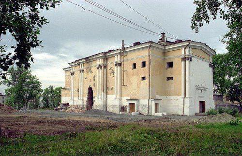 Храм Максима Исповедника Краснотуриинск