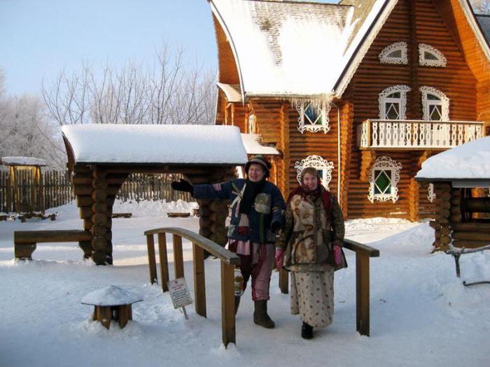 Terem Snow Maiden Kostroma story