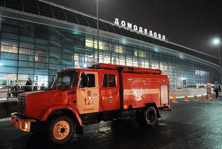 esplosione a Domodedovo