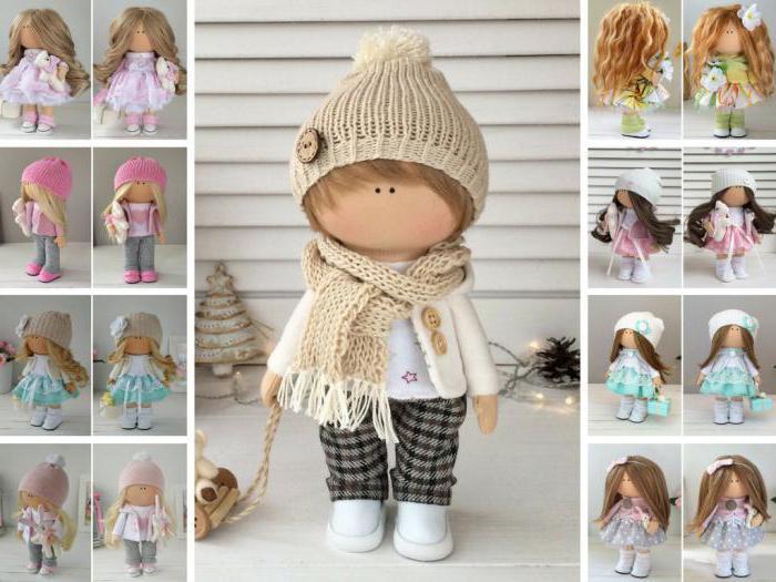 кукла за снежна топка