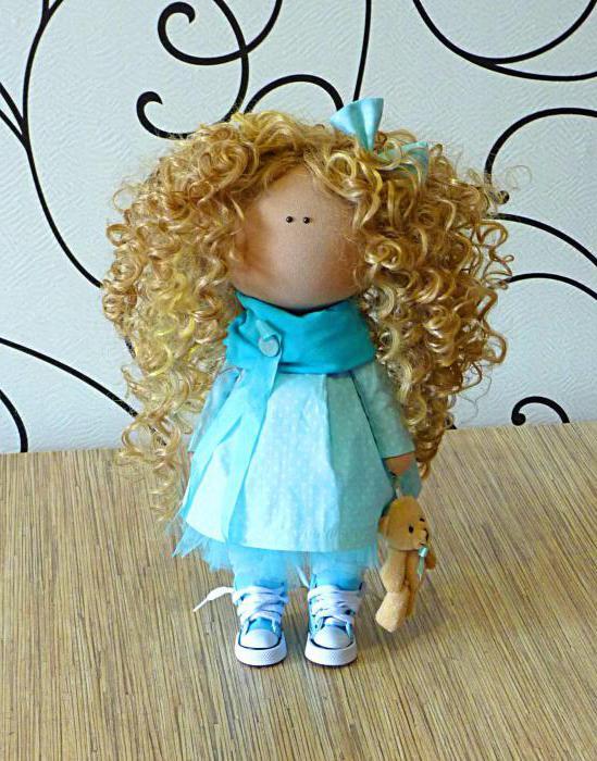 модел за снежна кукла