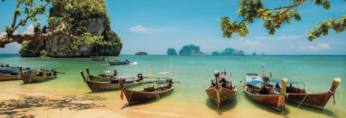 Tajland u siječnju