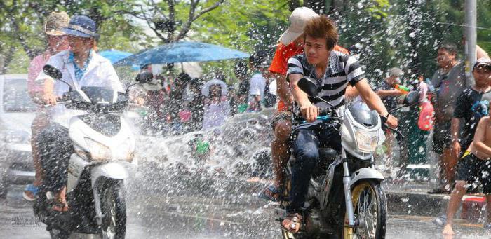 Tajland u siječnju cijene