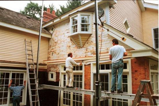 jak vytvarovat dům venku je levné