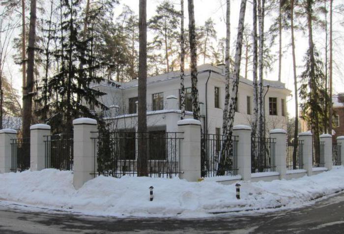 territorio di casa di una casa privata