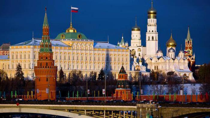 architektonický soubor Kremlu
