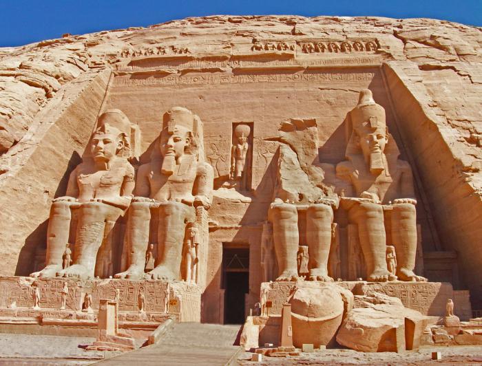 Architettura dell'antico Egitto