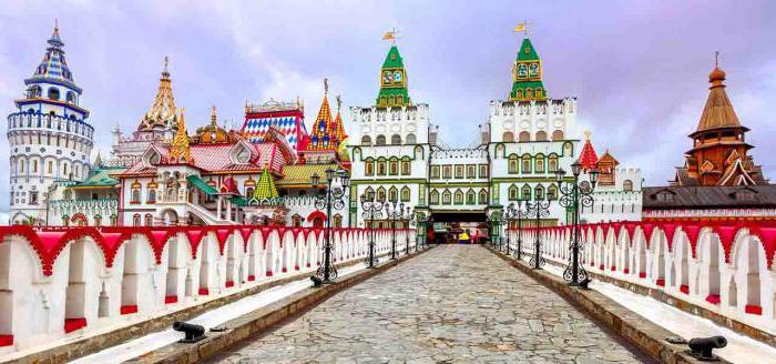 area della regione di Mosca
