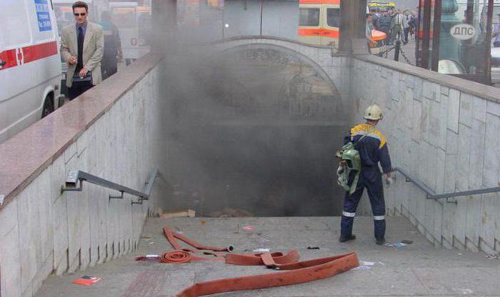 eksplozje w metrze w Moskwie