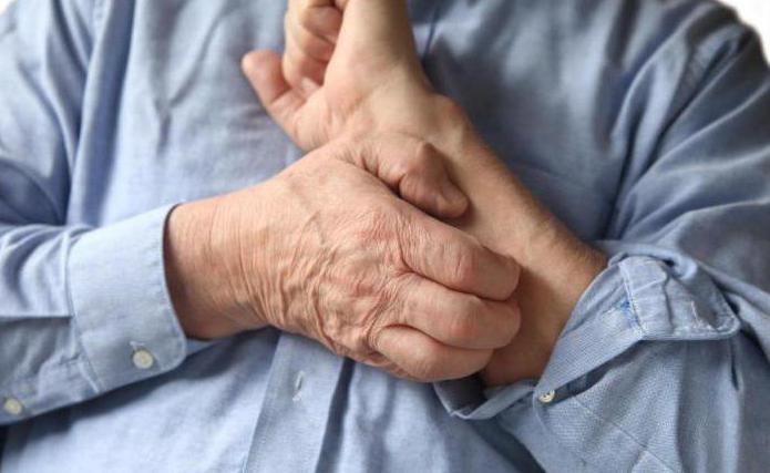 prudere il dorso della mano