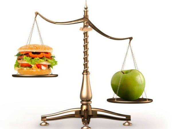 temeljna načela pravilne prehrane