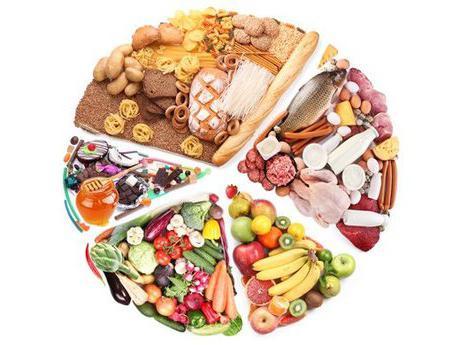 glavna načela pravilne prehrane