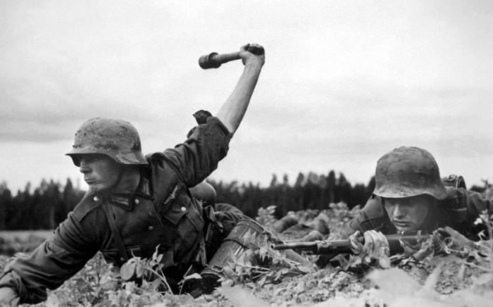 повијест почетка Другог свјетског рата
