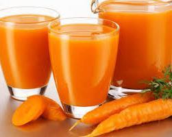 витамини в морковите