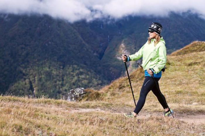 Nordic walking con bastoni recensioni medici usano